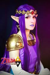 Princess Hilda  - Legend of Zelda Cosplay by LiKovacs