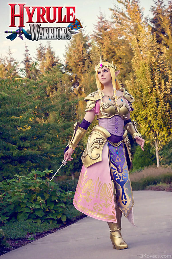 Hyrule Warriors Zelda by LiKovacs