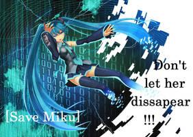 ..::: SAVE MIKU CAMPAIGN :::.. by xMidnight-Dream13x