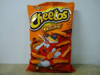 Cheetos by Artist-Azar