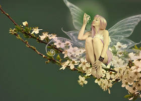 Fairy by NessaSilverwolf