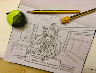 dokidoki style tutorial soon by Cipple