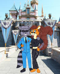 From Deployment to Disneyland by fox-mccloud