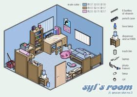 My Girl's Room by fer-fer