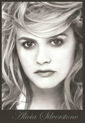 Alicia Silverstone by remnantrising