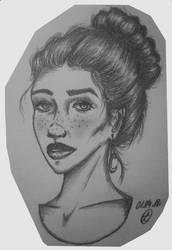 Beauty stranger by PanLucasek