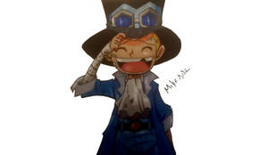 Sabo by MikeES