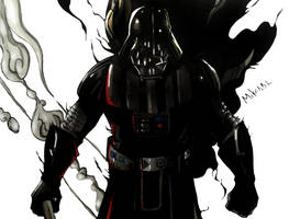 Darth Vader Color (Final) by MikeES