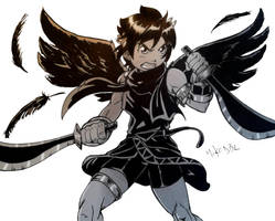 Dark Pit by MikeES
