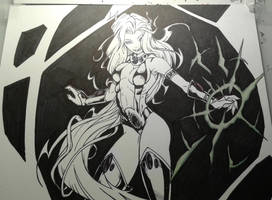Starfire Inks by MikeES
