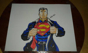 Superman by MikeES