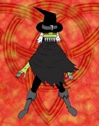 Witch Creatur by JohnnyFive81