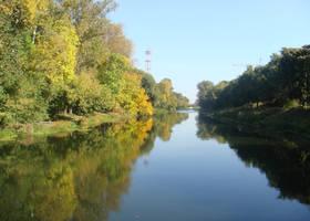 The Klyazma River 1 by AlphaPrimeDX