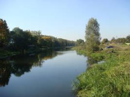 The Klyazma River 2 by AlphaPrimeDX