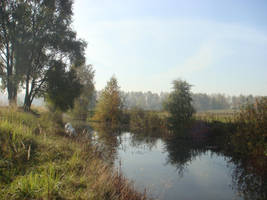 The Klyazma River 3 by AlphaPrimeDX
