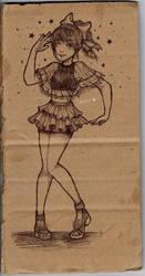 Dancer by LeKo-TheHunter