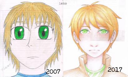Re-Draw2 ! by LeKo-TheHunter