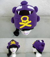 Koffing Hat by Kimba616