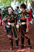 Fire Nation Royals by Kimba616