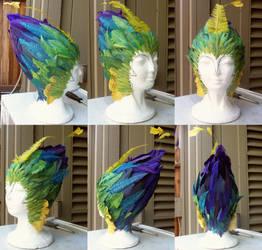 Toothiana Headdress by Kimba616