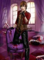 Assassin by pakkiedavie
