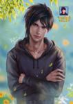 Fan Art: Sebastian Stardew Valley by pakkiedavie