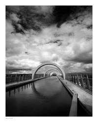 Union Canal by Wayman