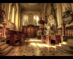The Chapel - HDRi - Pano by Wayman