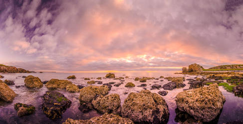 Trow Point Panorama x16 by Wayman