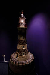 Original Model of Roker Pier by Wayman