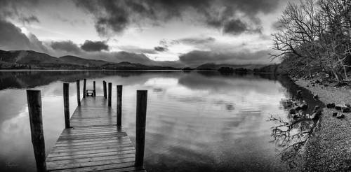 Derwent Water by Wayman