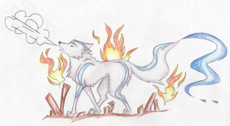 Avatar Wolf by Kesuk