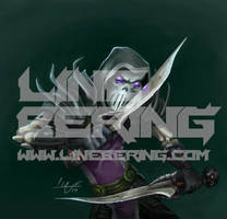 Undead Rogue Warcraft by Bering