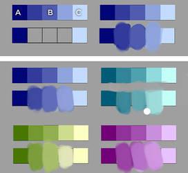 Color Play by Maeternus