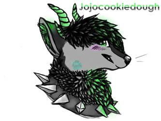 Jojocookiedough by NeonWolfe