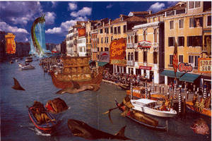 Death in Venice by yabanji