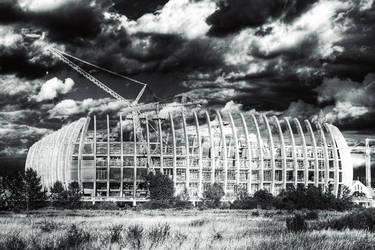 Zagreb arena by alexelu