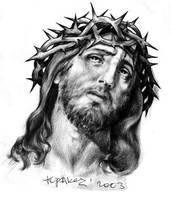 Jesus by St8art