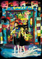 summer festa by kubo-isako