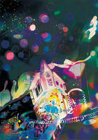 alice house by kubo-isako