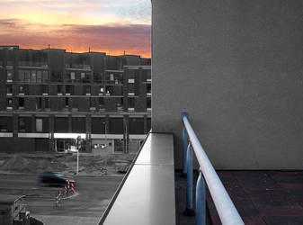 Daylight fading by Sun-Shadow