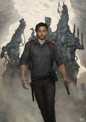 The Evil Within 2 by WretchedIAN