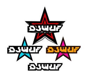 DJWUF logo sketches by DjSlide
