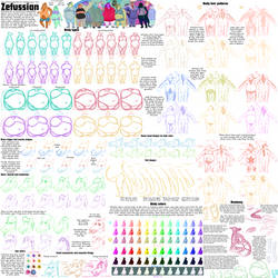 All new guide for design own Zefussian by LeonardGreenland