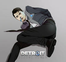 Connor Detroit by n0t-a-nice-person
