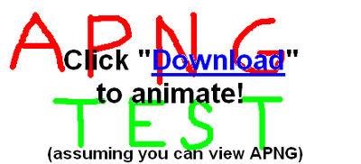 APNG test (no auto-animate) by RinTohsaka64