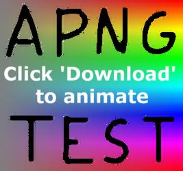 Animated PNG (no auto-animate)24bit RGB+8bit alpha by RinTohsaka64
