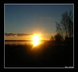 Sun raise by Odo