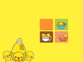 Cutesy Corn by blushing
