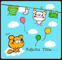 Koguma Time by blushing